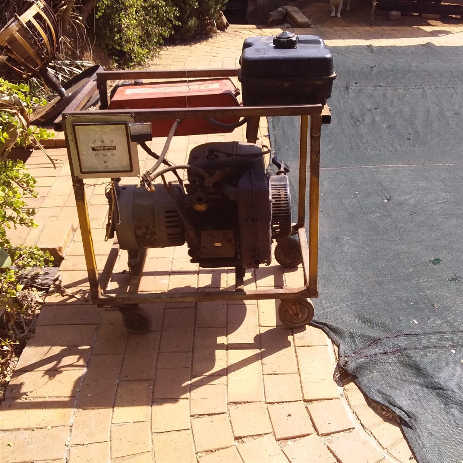 4kw petrol generator  honda
