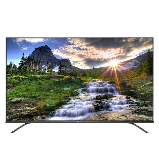 Hisense 55 inch LED Backlit 4K VIDAA U3.0 Smart TV