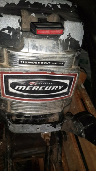 Mercury Thunderbolt 30 Outboard - Make me an Offer