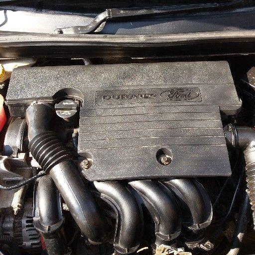 2004 Ford Fiesta 1.6i 5 door Ghia