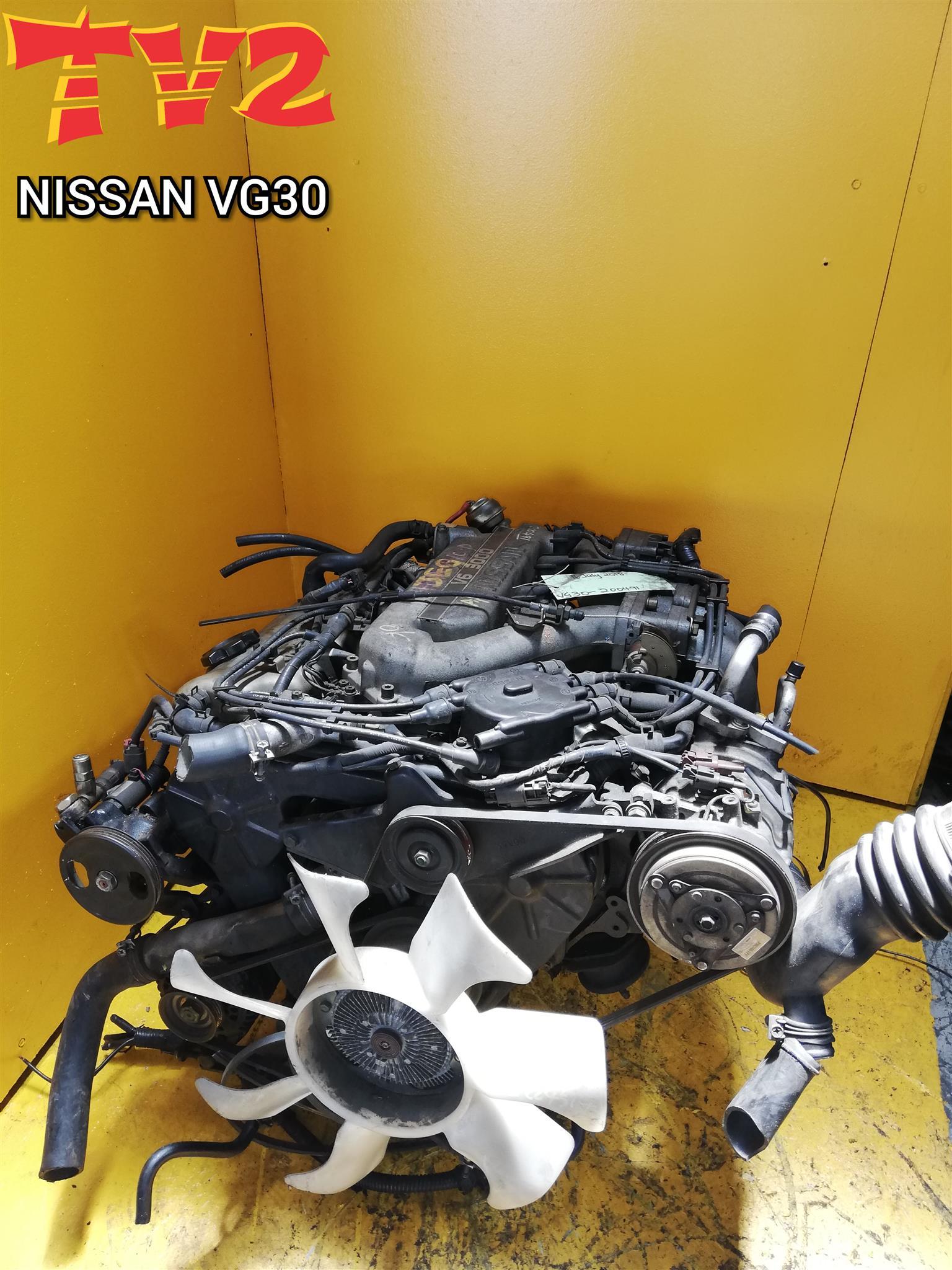 NISSAN- VG30 ENGINE FOR SALE
