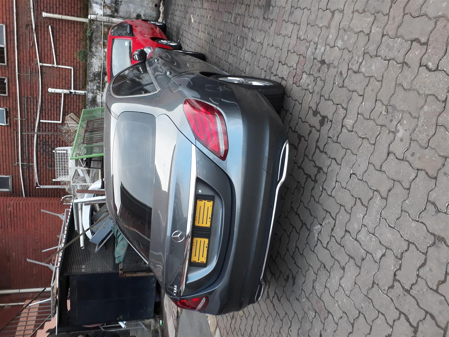 2016 Mercedes Benz C-Class C180 Edition C