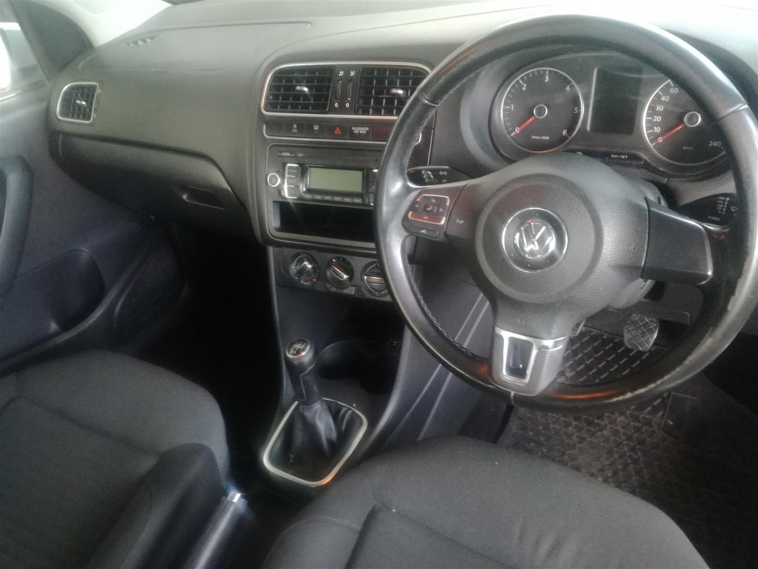 2010 VW Polo 1.6TDI Comfortline