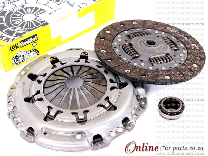 Peugeot 807 2.2I 03-07 3FZ [EW12J4] 16V 116KW 228mm 18 Spline Clutch Kit