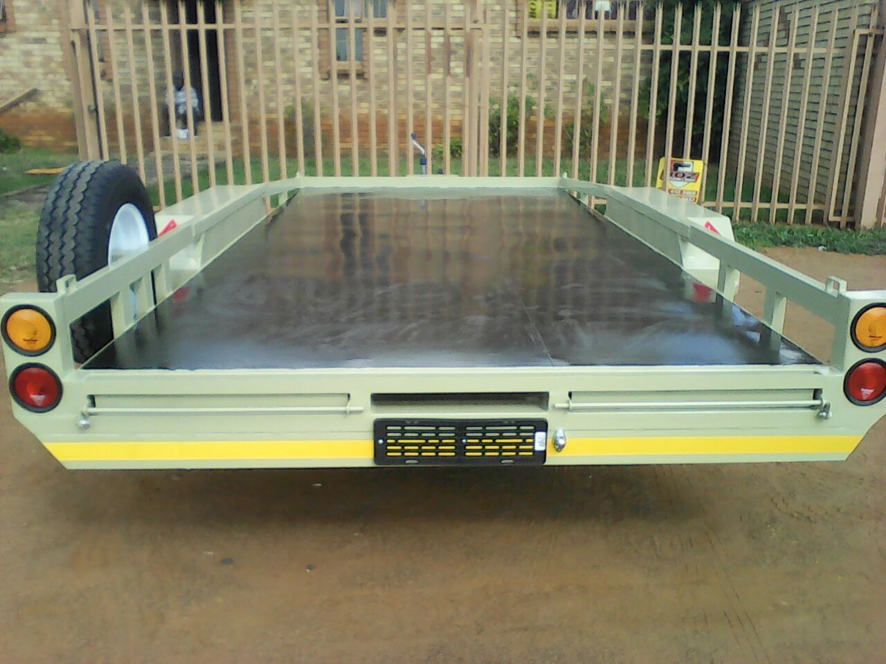 4m Car trailers for sale
