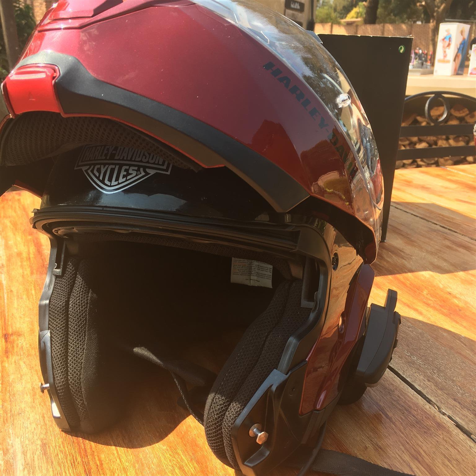 Harley-Davidson Bluetooth Enabled Helmet