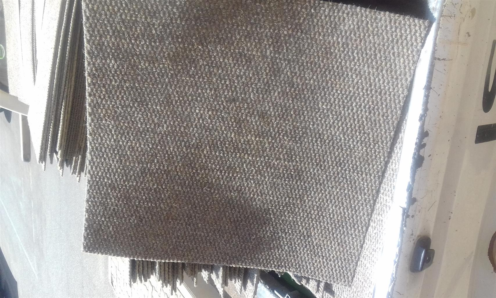 Carpet tile for Sale
