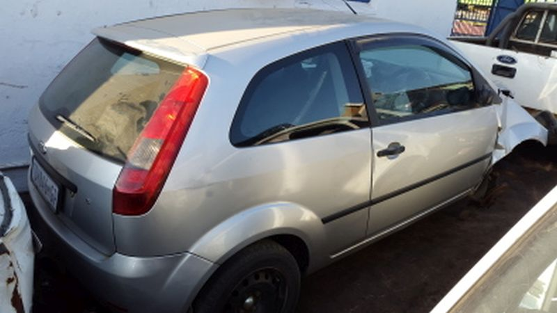 Ford Fiesta Stripping For Spares At Chariot Motors Spares