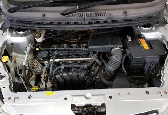 2018 BAIC D20 hatch 1.3 Comfort