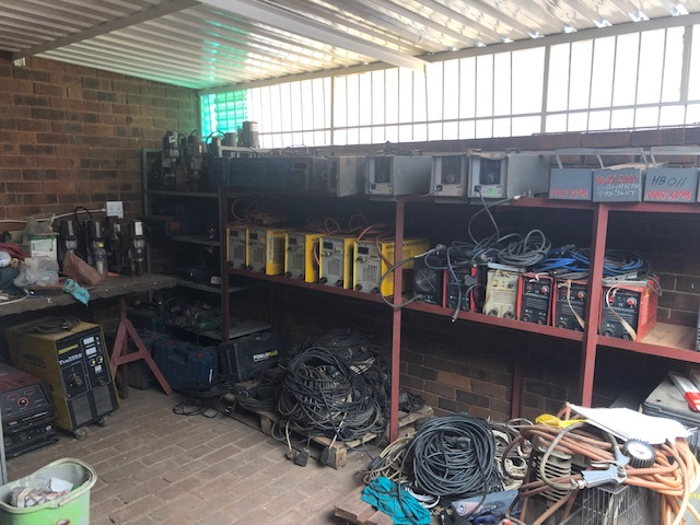 Site\Workshop  Equipment to Hire