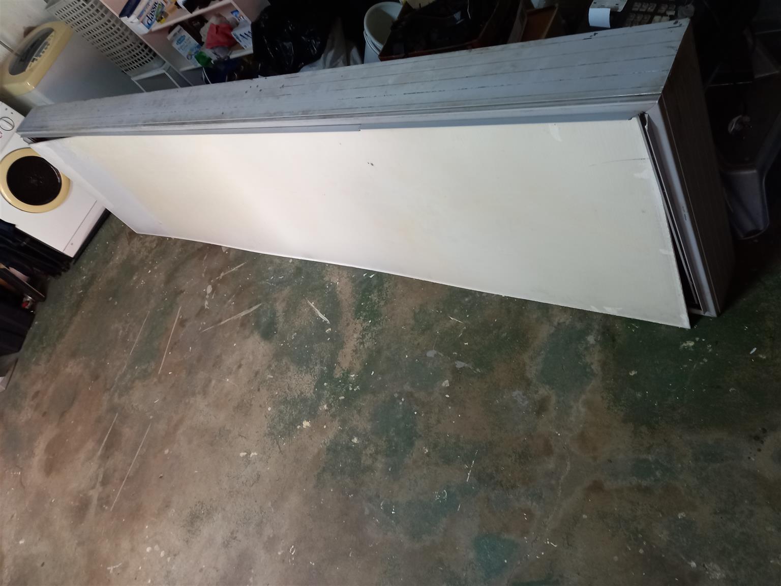 Light box for sign