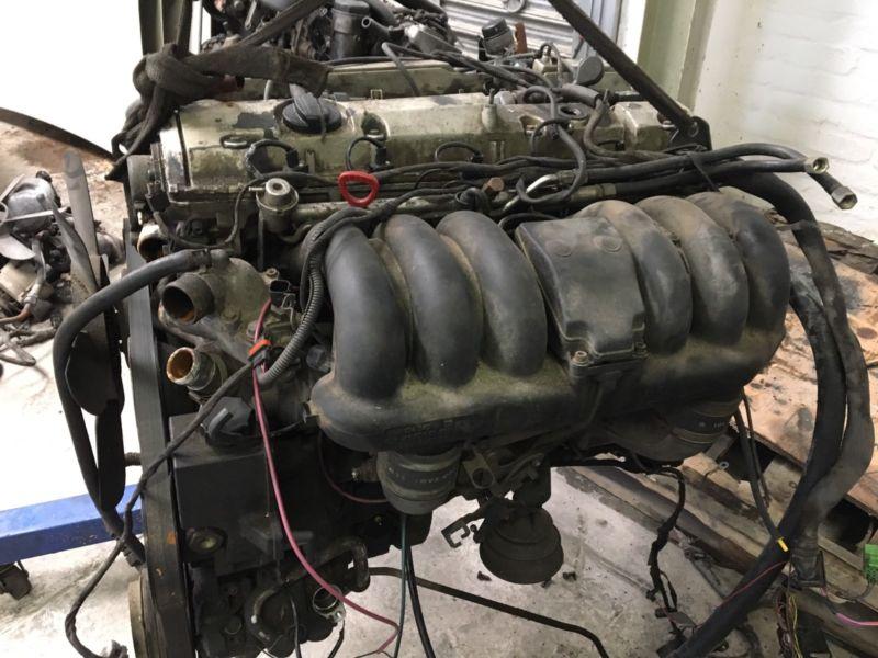 Mercedes-Benz m104 E320 engine (w124, w202, w210, w140