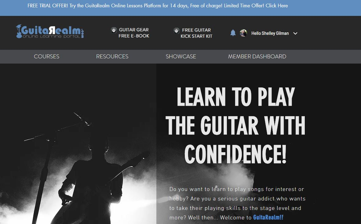 Learn to play guitar - Free online guitar lessons | Junk Mail