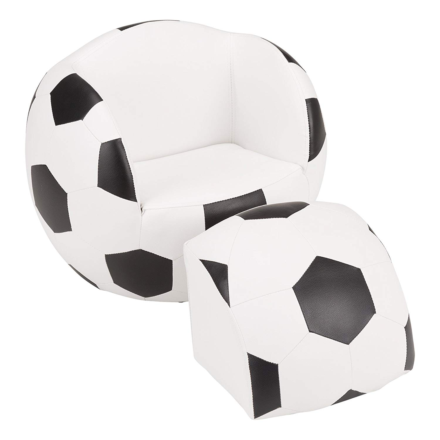 Soccer Ball Kids Furniture
