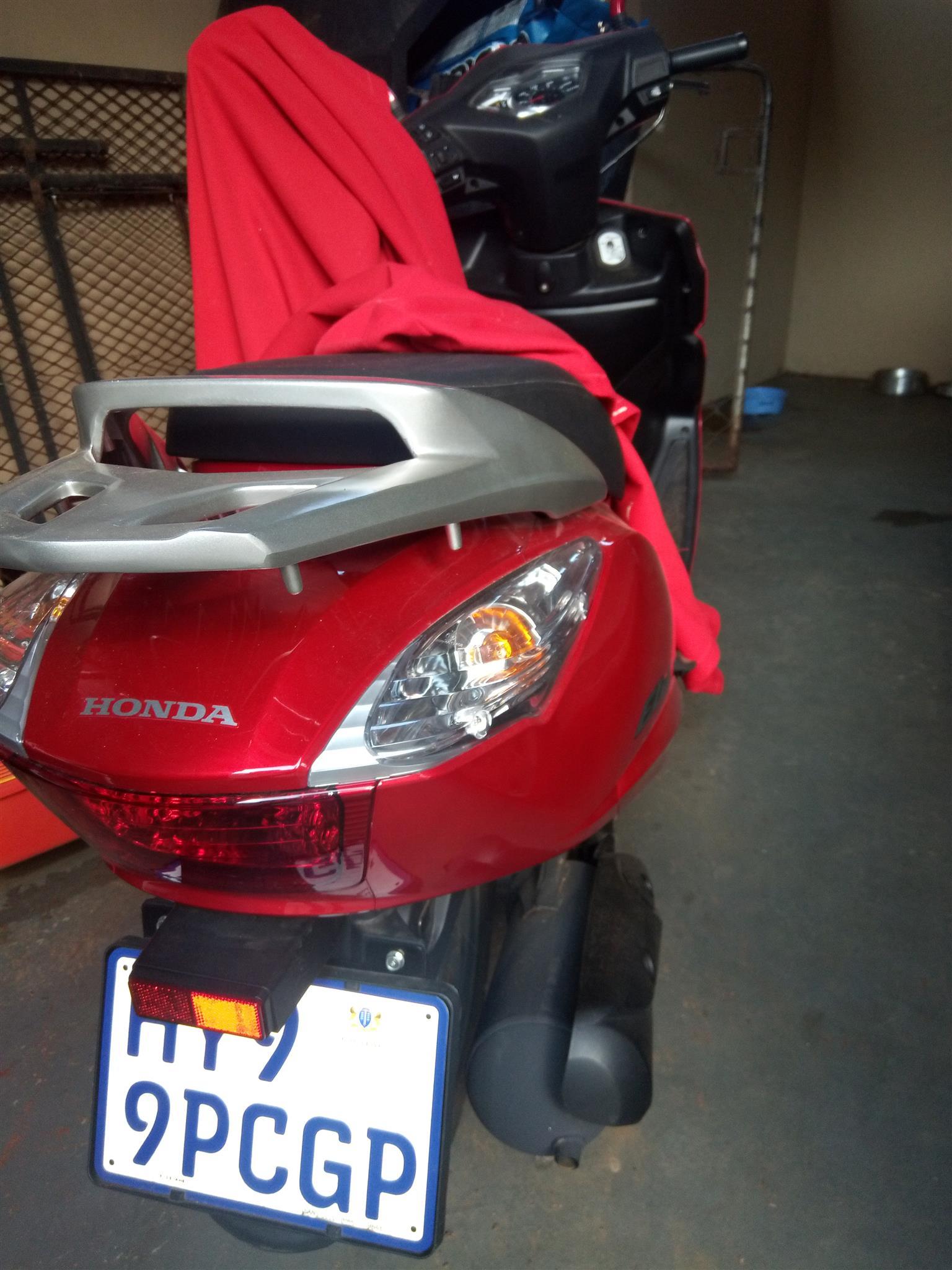 2019 Honda CBX