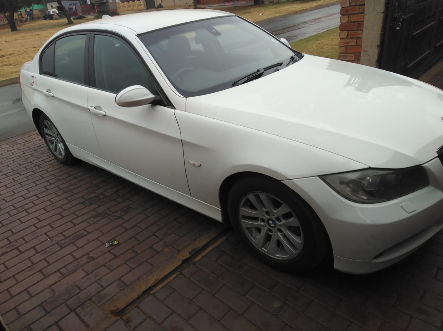 2007 BMW 3 Series 320d