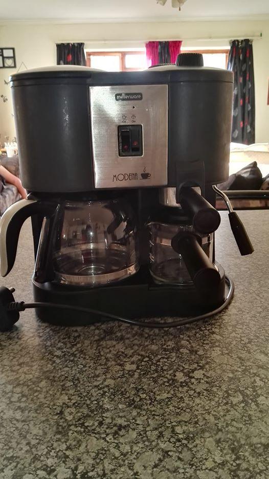 Coffee & Expresso machine