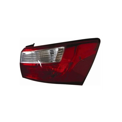 KIA RIO 12-17 TAIL LIGHTS