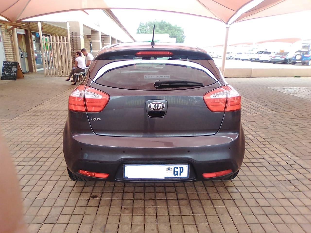 2013 Kia Rio 1.4 5 door