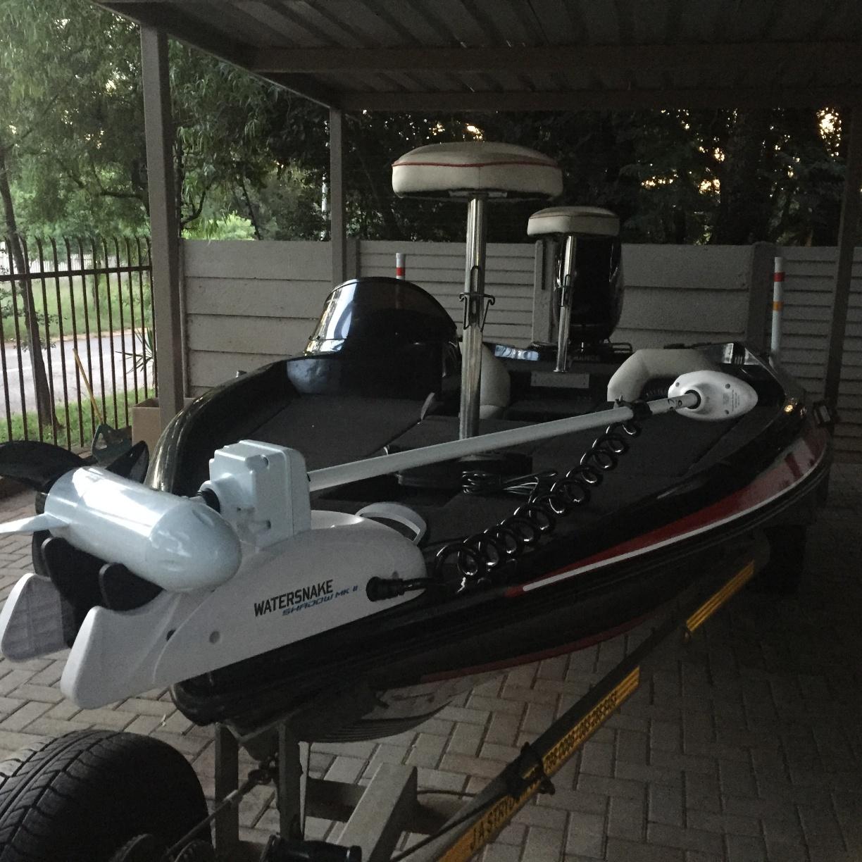 Raptor Bass Boat For Sale