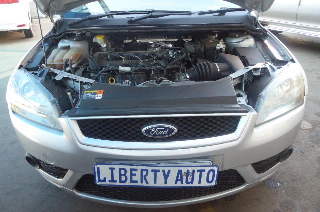 2007 Ford Focus sedan 2.0 Trend auto