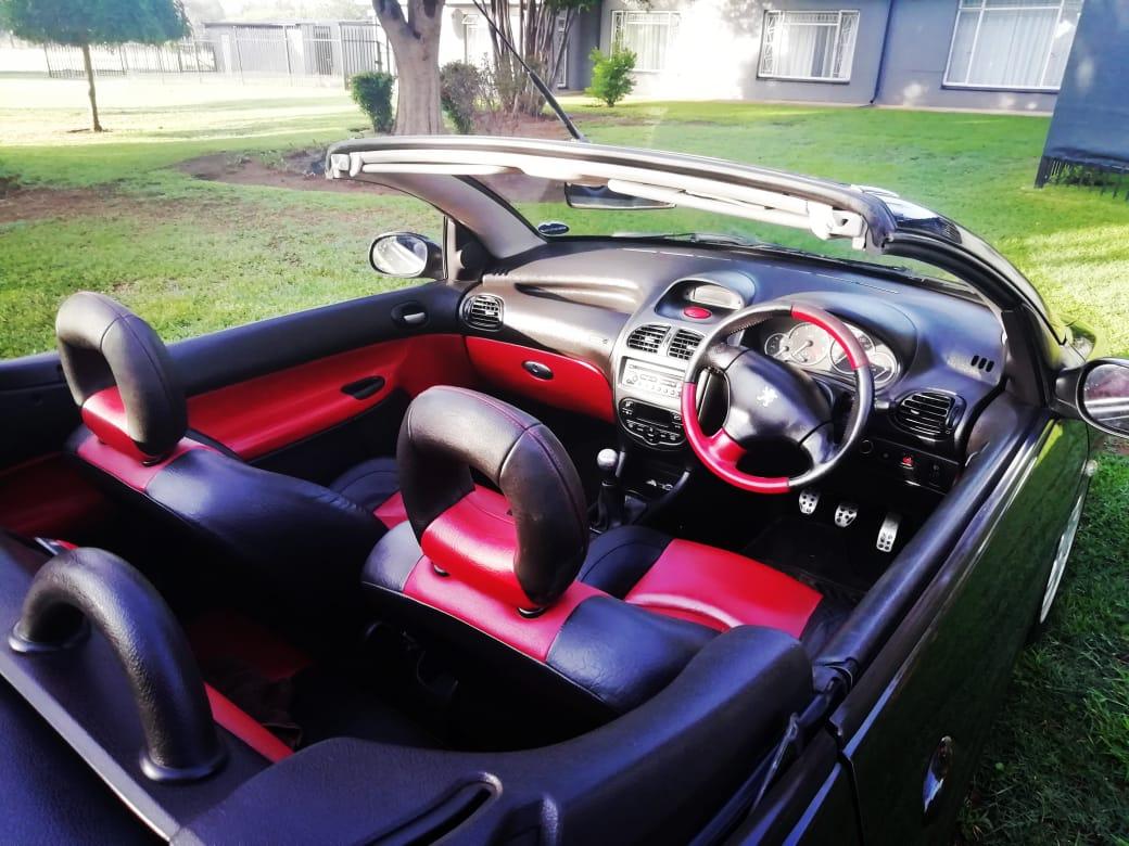 2006 Peugeot 206 CC 2.0