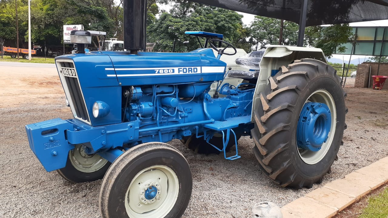 Ford 7600 4X2