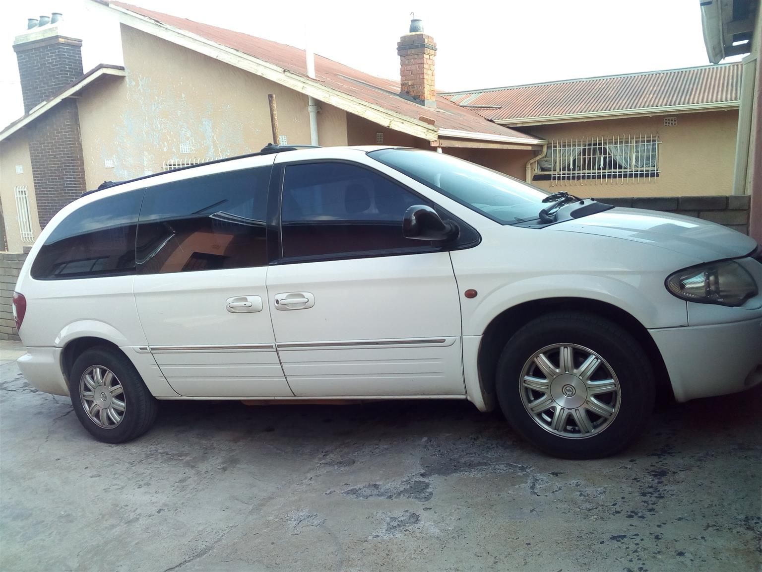 2006 Chrysler Grand Voyager 3.8 Limited