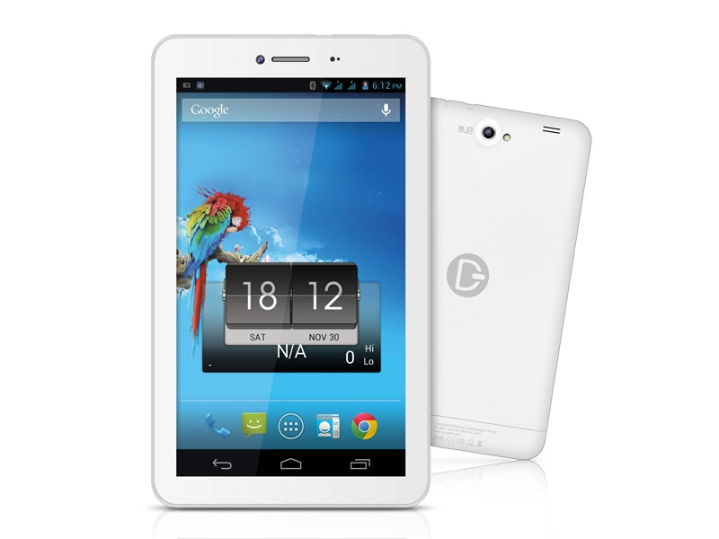 T500 3G , White  mobile phone/Tablet