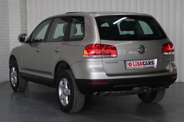 2005 VW Touareg TDI tiptronic