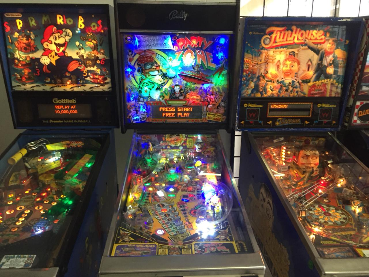Pinball Machines wanted in the Eastern Cape