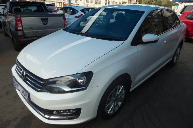 2016 VW Polo sedan POLO GP 1.4 COMFORTLINE