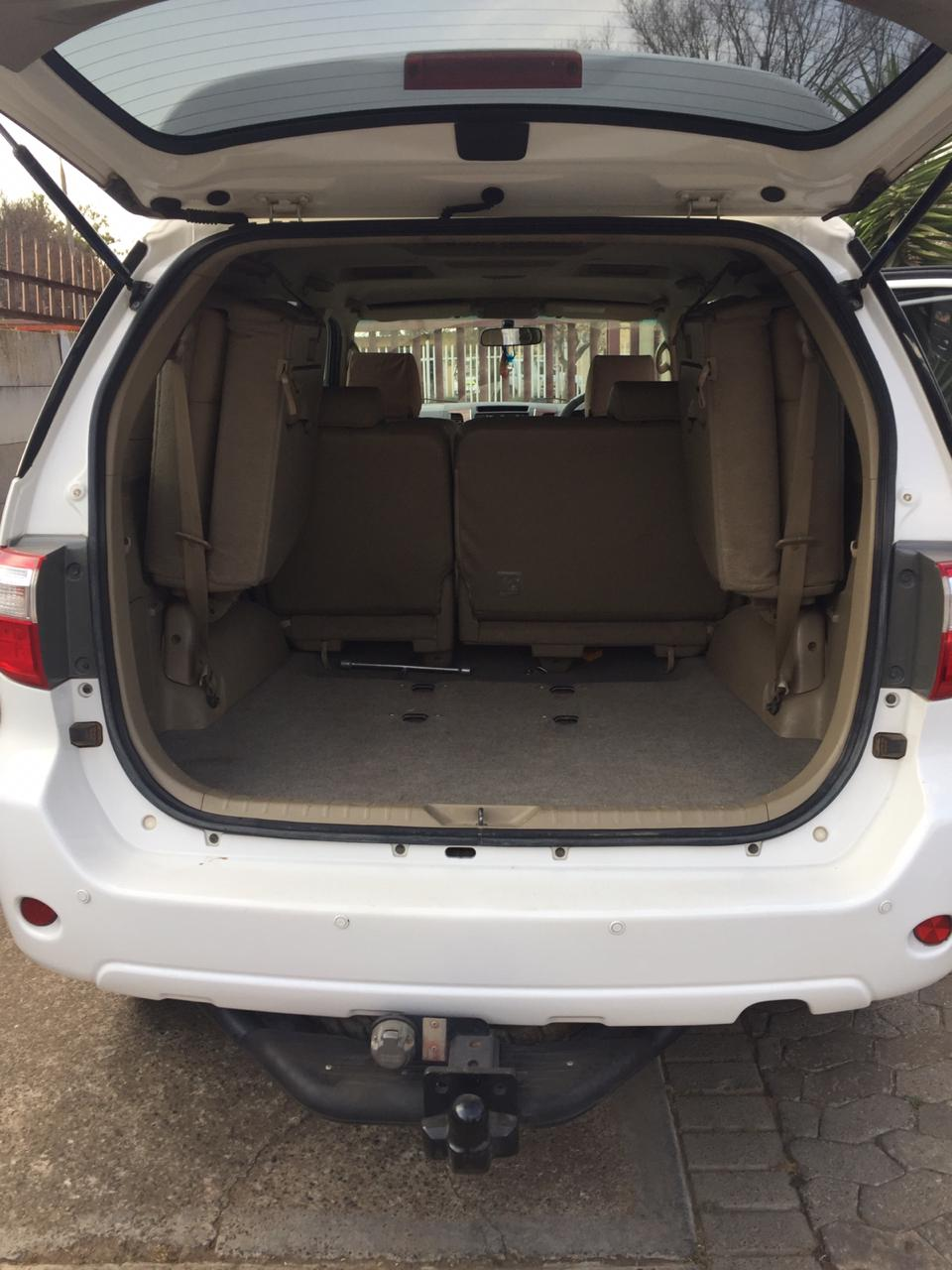 2010 Toyota Fortuner 3.0D 4D 4x4 Heritage Edition