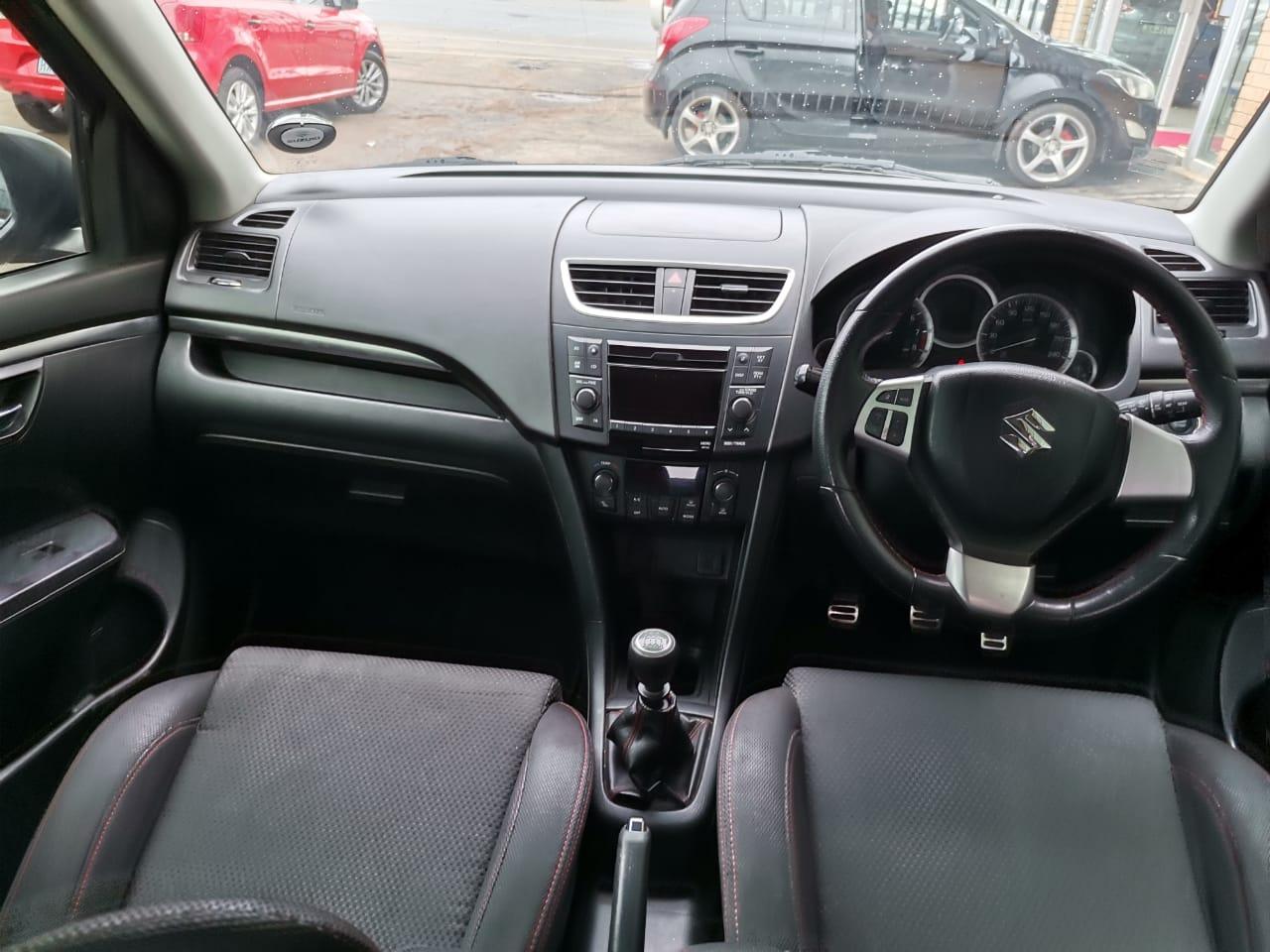 2013 Suzuki Swift 1.4 GL