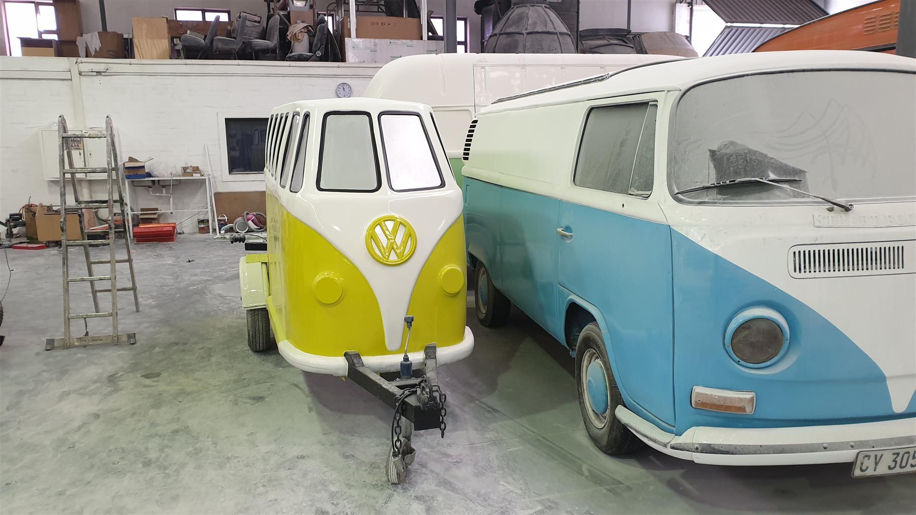 VW Kombi High Light 1976