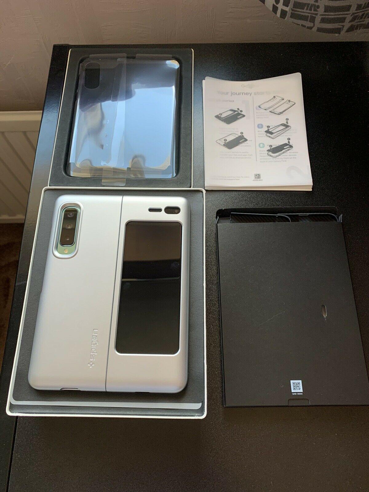 Fairly used Samsung Galaxy Fold
