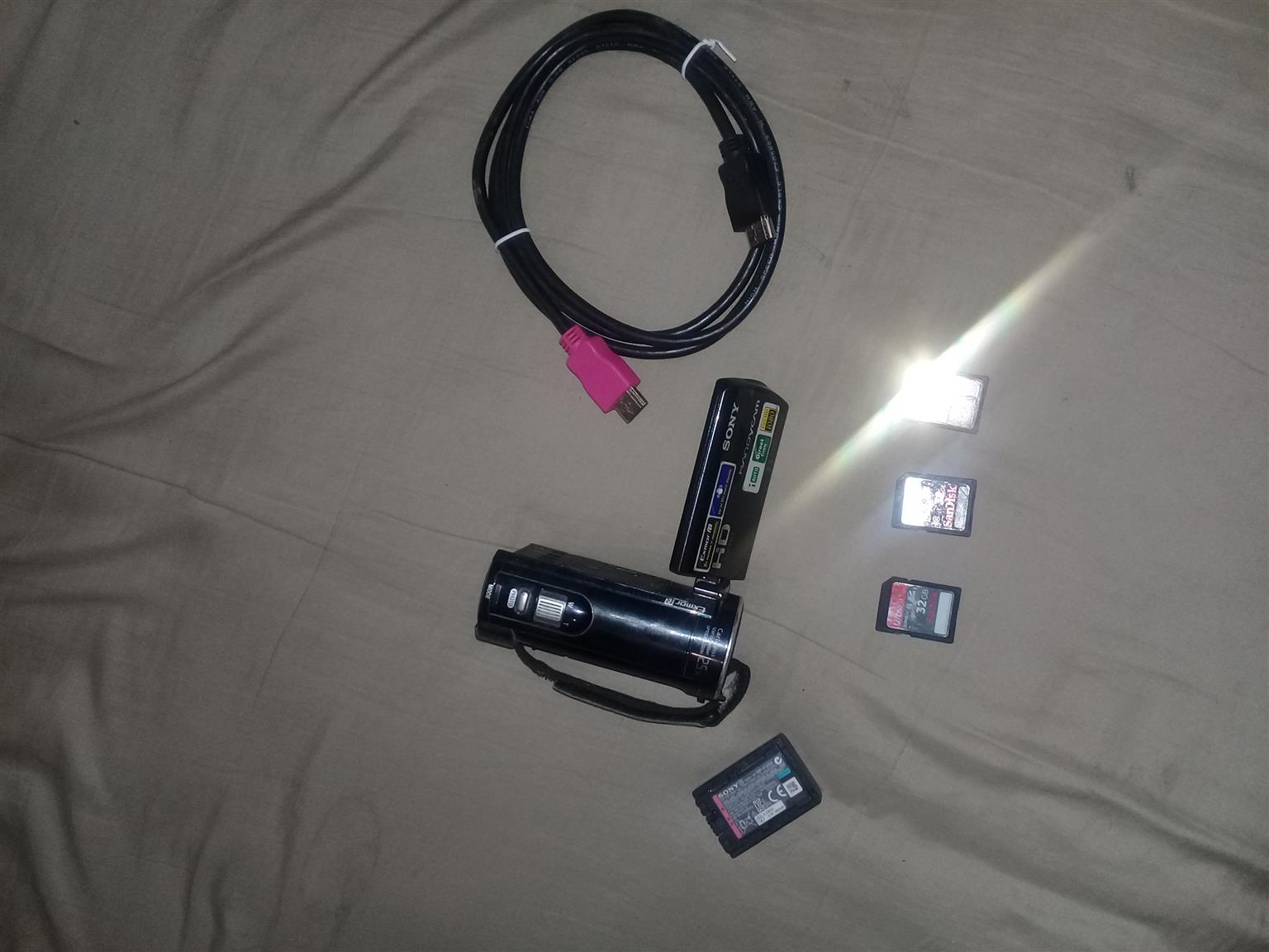 SONY Camcorder HDR-CX115 FOR SALE
