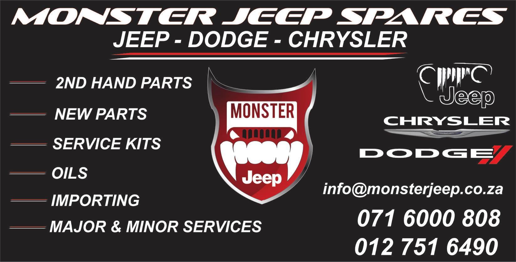 Jeep Service Parts
