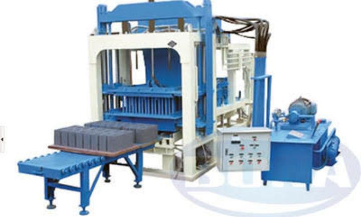 Industrial brick machines