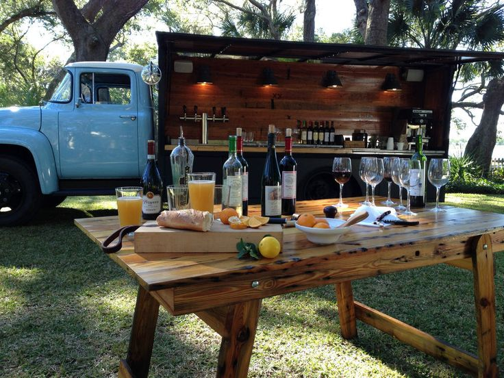 Craft Beer,Gin Bar,Champagne,Bubble Mobile cocktail bar-Truck