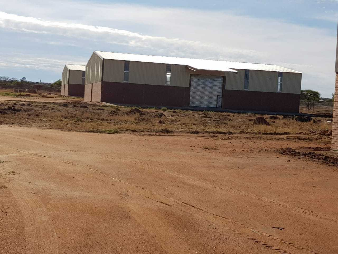 Storage facilities available to let