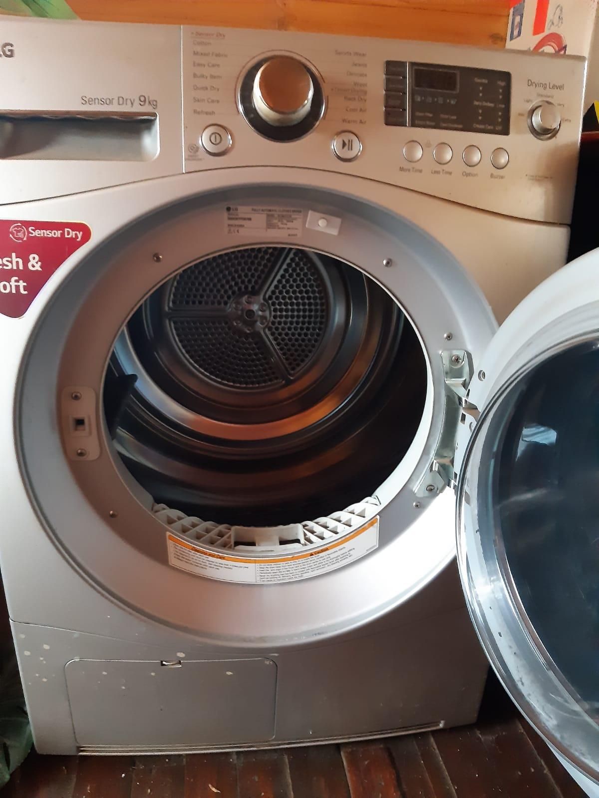 Selling a LG tumbler dryer