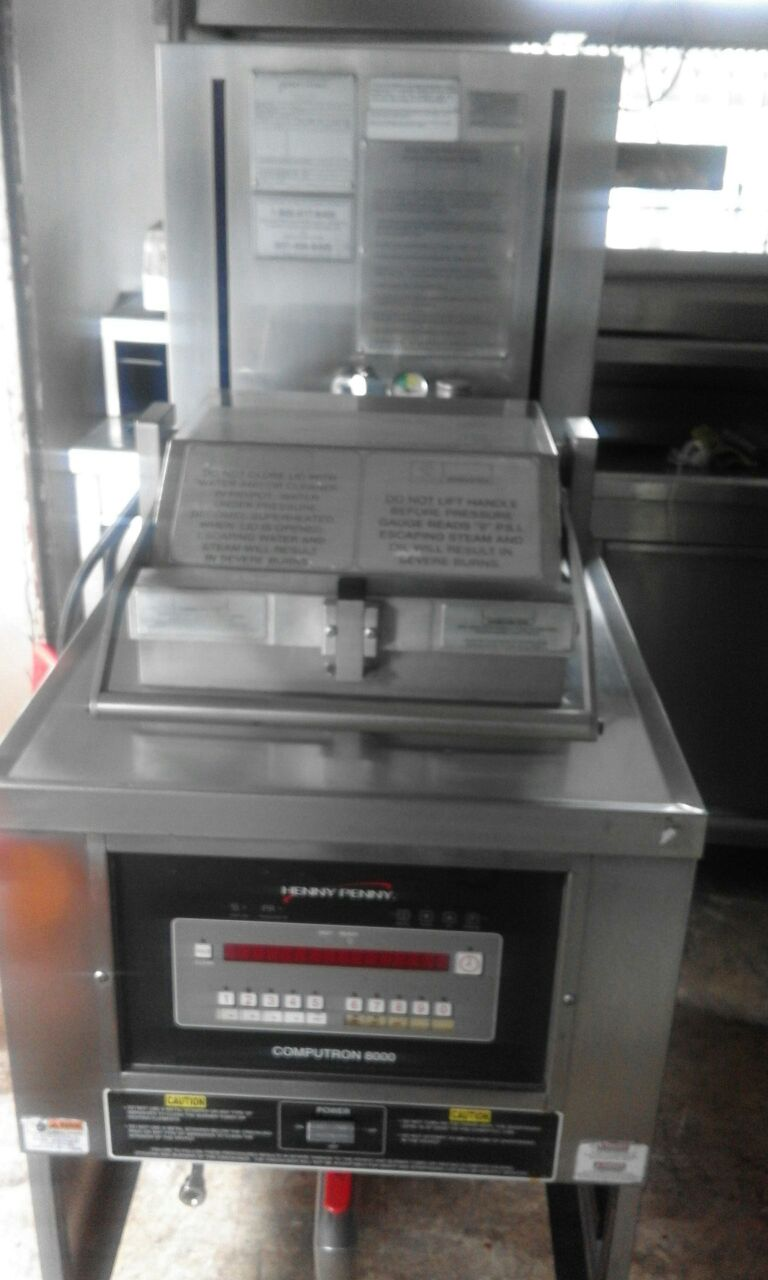 we pay CASH for henny penny pressure cookers we have lots recondtioned units for sale