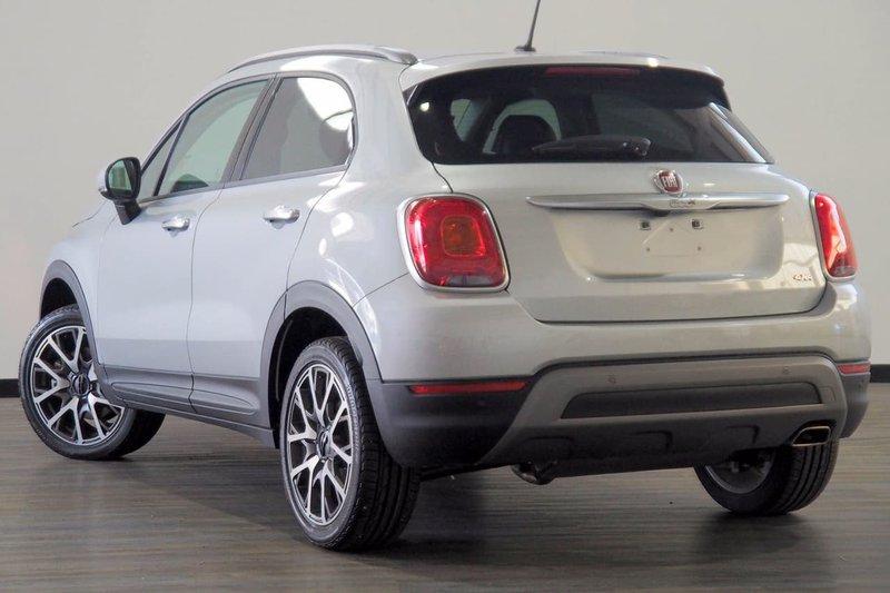 2017 Fiat 500X 1.4T CROSS DDCT