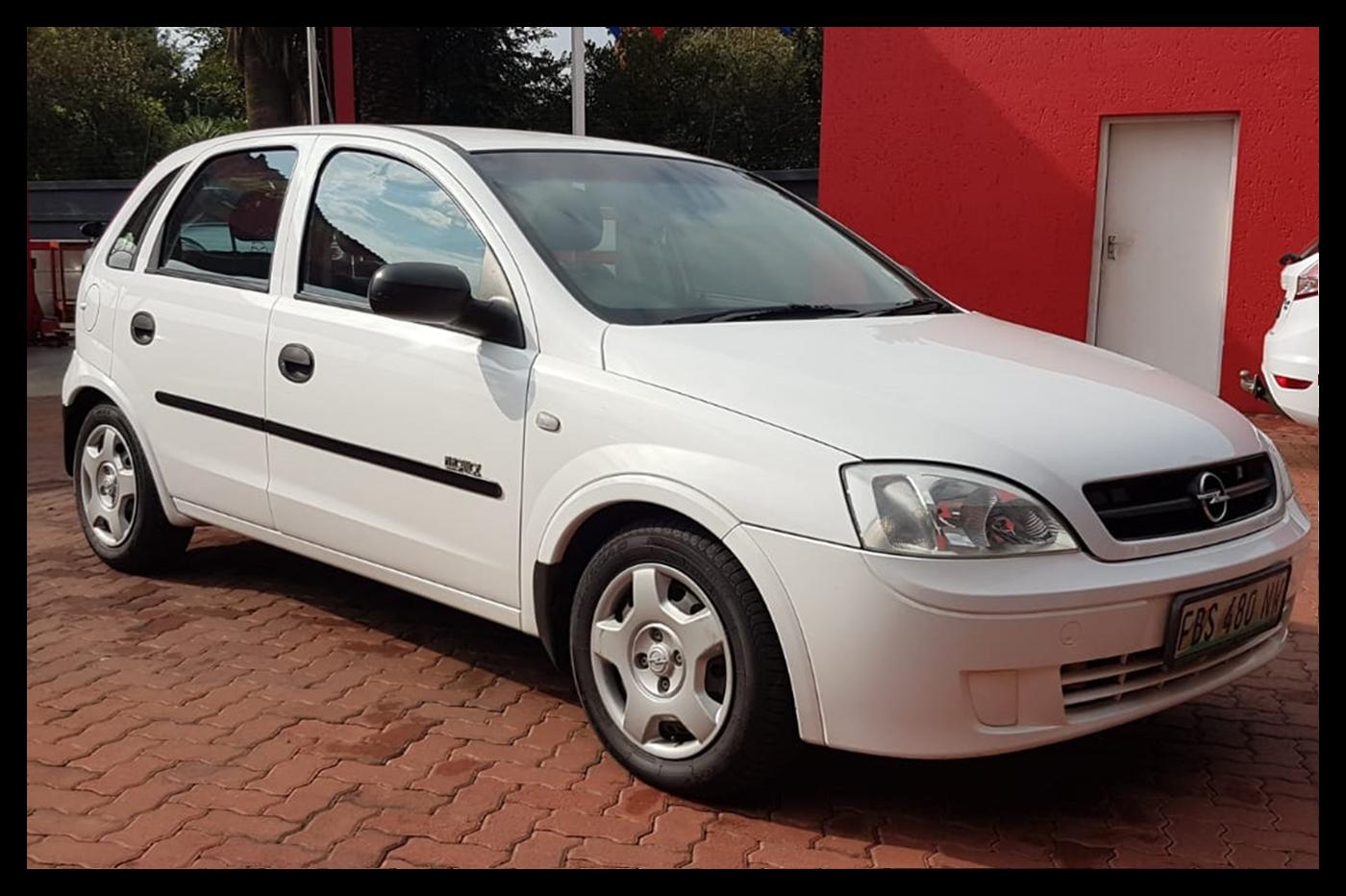 2003 Opel Meriva 1.8 Elegance