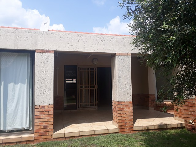 1 Bedroom retirement home in sought after  retirement estate in the east of Pretoria.