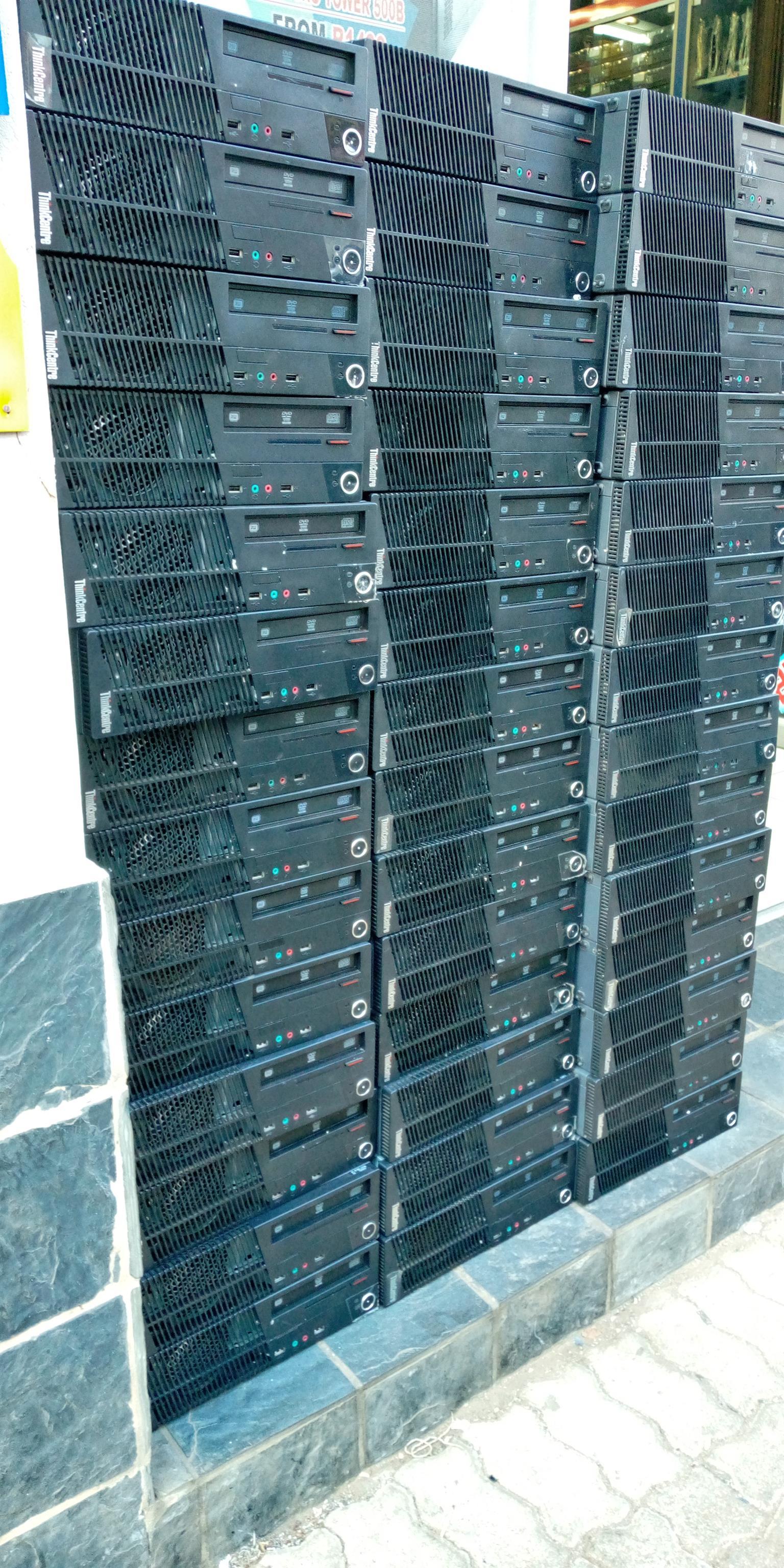 Lenovo ThinkCentre M73 - MT - Core i3 4130 GHz - 4 GB