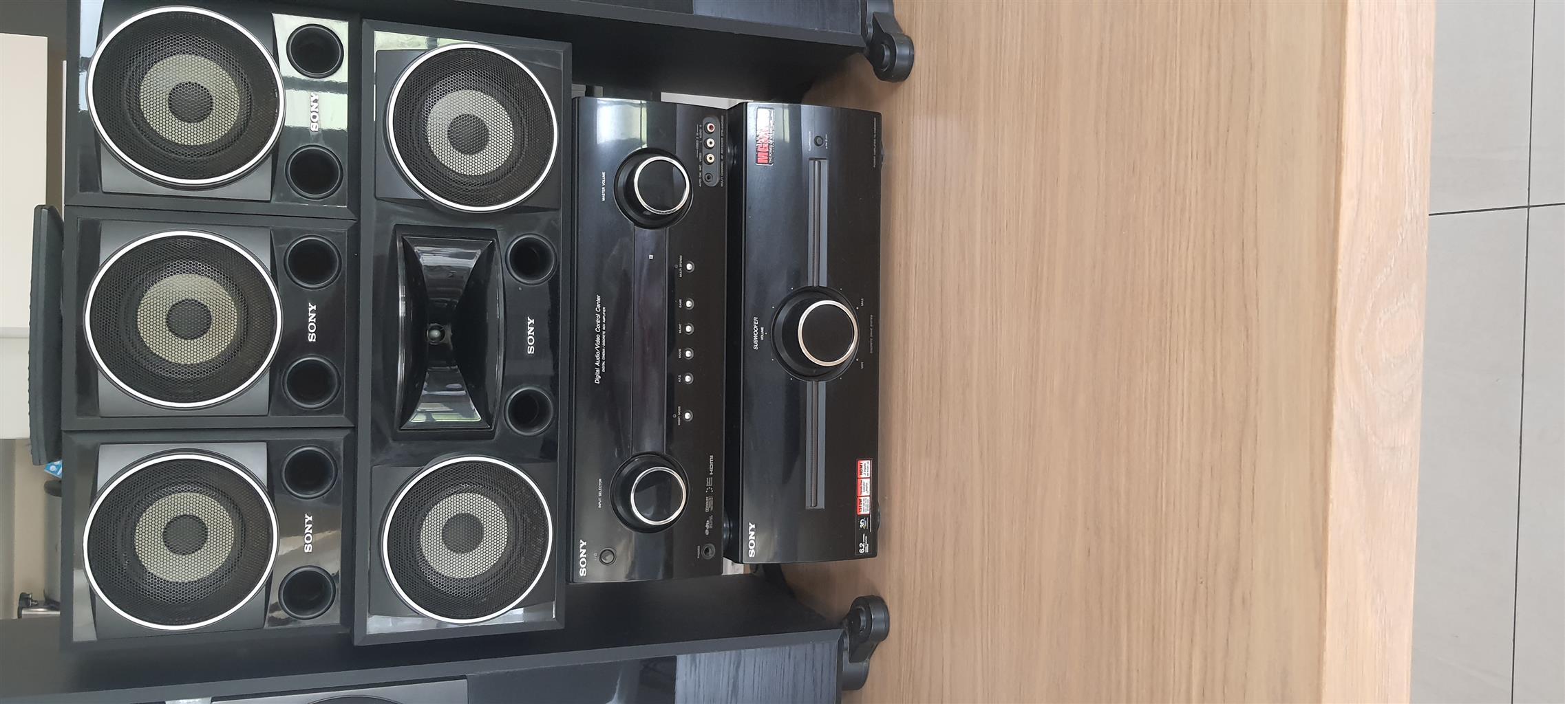 Sony Mogongo 6.2 Sound System