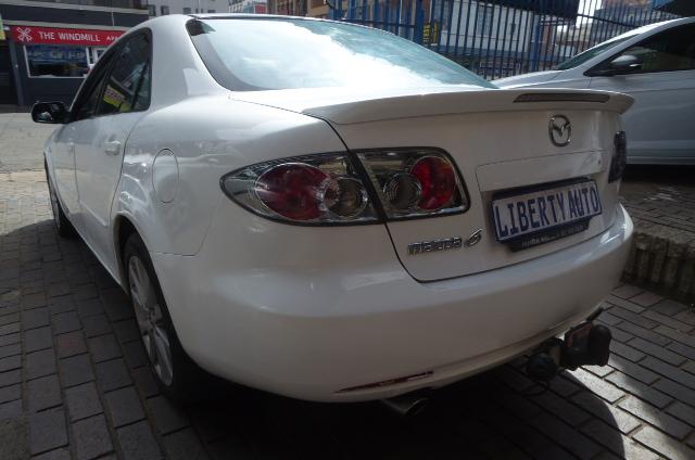 2007 Mazda 6 2.0 Dynamique Sedan  Manual