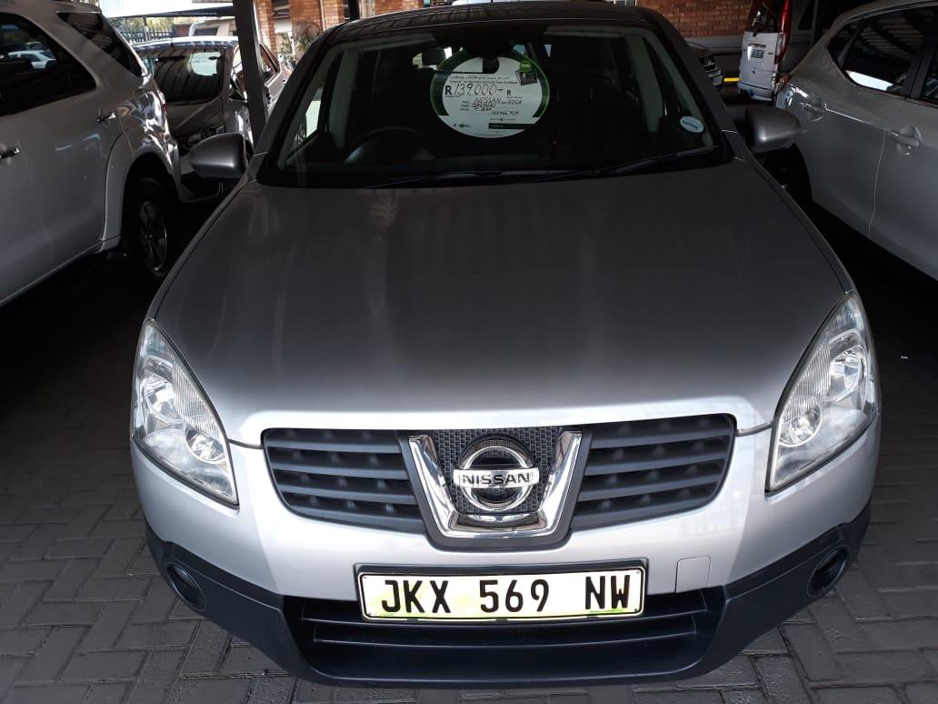 2008 Nissan Qashqai 2.0dCi Acenta